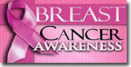 Breast Cancer Awareness Month. Support breast cancer research - donate today!